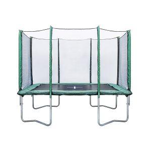 rechteckigen trampolin