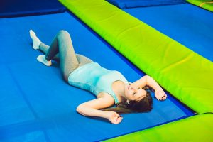 trampolin randabdeckung test