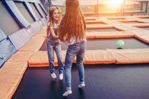 trampolin-spiele